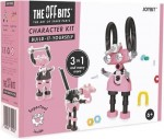 The Offbits bouwpakket character kit 3-in-1 pakket roze