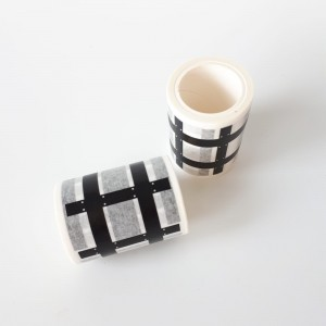 Washi tape spoor
